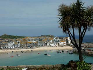 St Ives Beaches Cornwall Beach Information