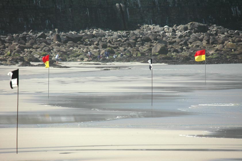 beach-flags