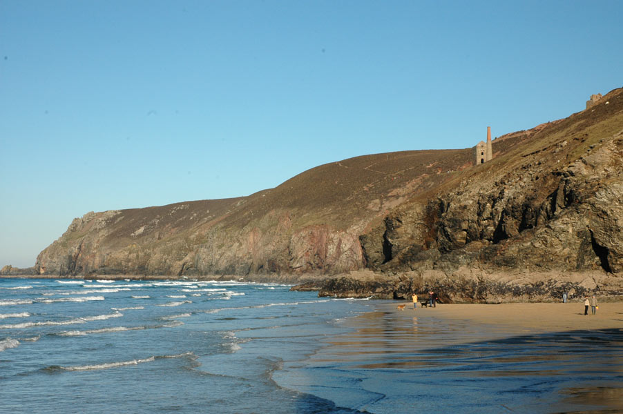 Chapel Porth Wheal Coates