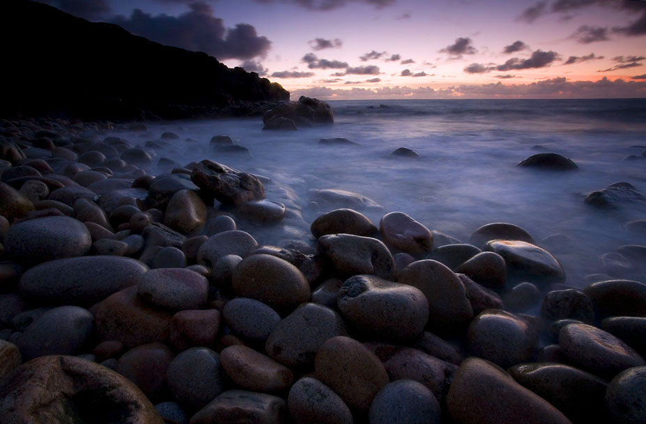 Cot Valley Beach Porth Nanven West Cornwall Cornwall