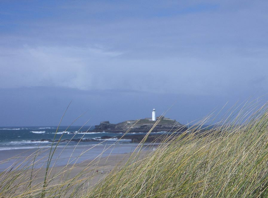 Godrevy Lighthouse View