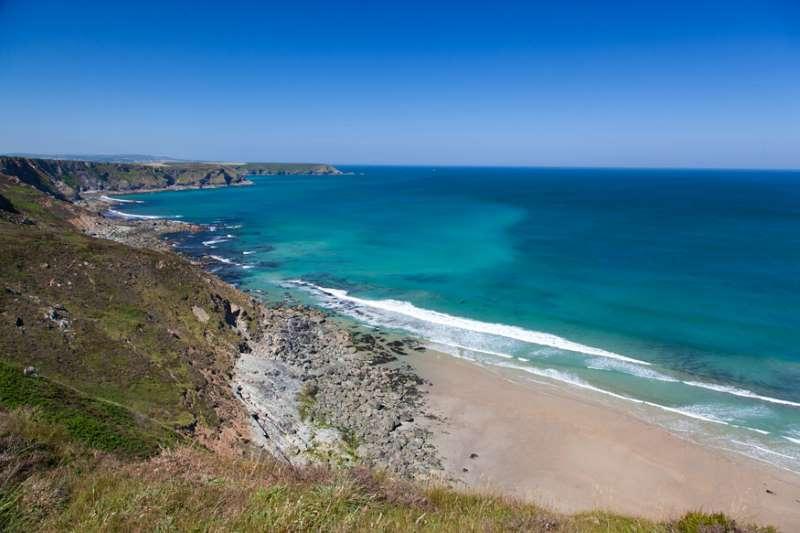 Greenbank Cove - North Cornish Coast, Cornwall Beaches