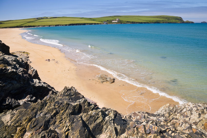 Padstow Beaches Cornwall Beach Information