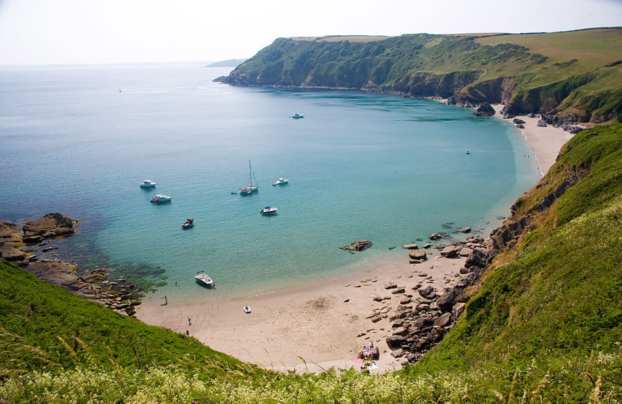 Best Beaches Near Looe