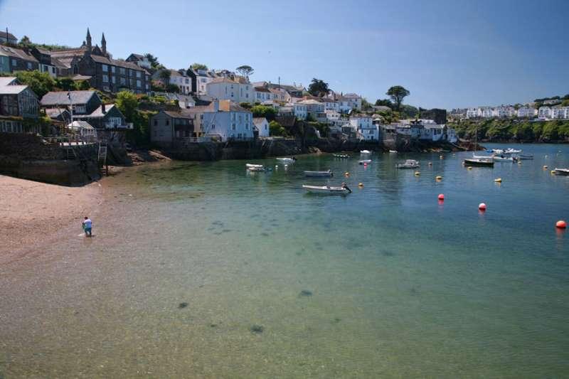 Dog Friendly Beaches South Cornwall