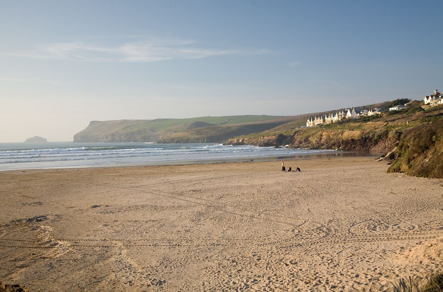 Polzeath Dog Friendly Beach