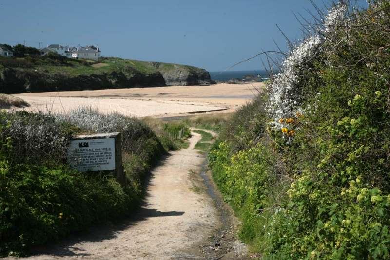 Porthcothan Bay - North Cornish Coast, Cornwall Beaches