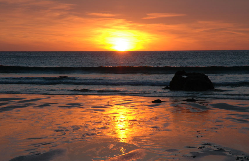 Porthmeor Sunset