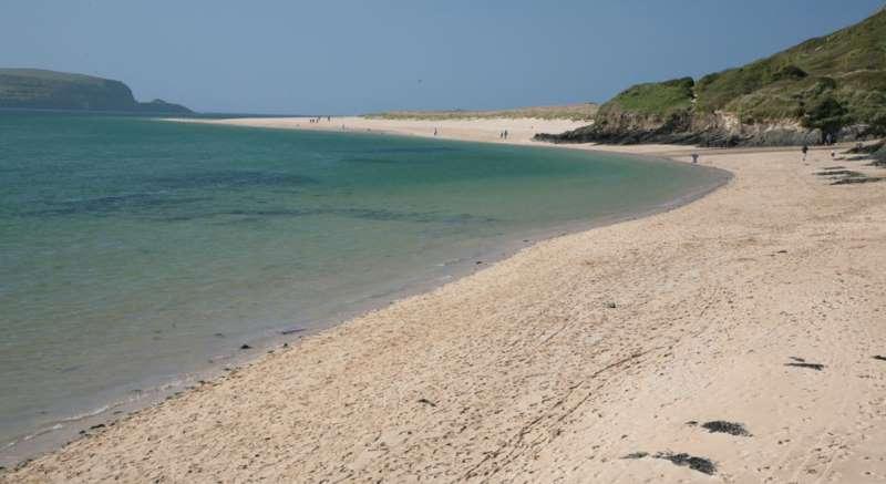 Sandy Beaches South Coast Uk