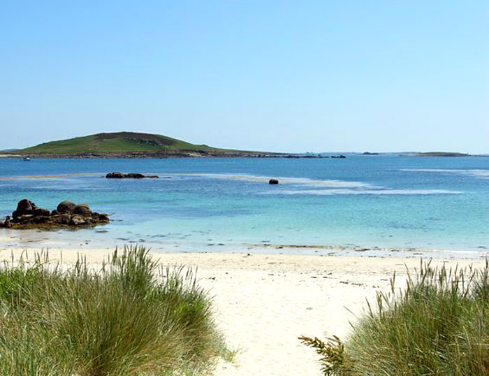 Rush Bay, Bryher