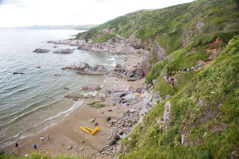 Saltash Beaches Cornwall Beach Information