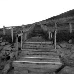 Gwenver Beach Steps