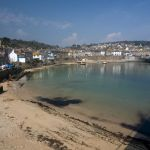 Mousehole Beach