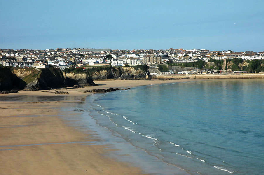 Tolcarne and Newquay Beaches
