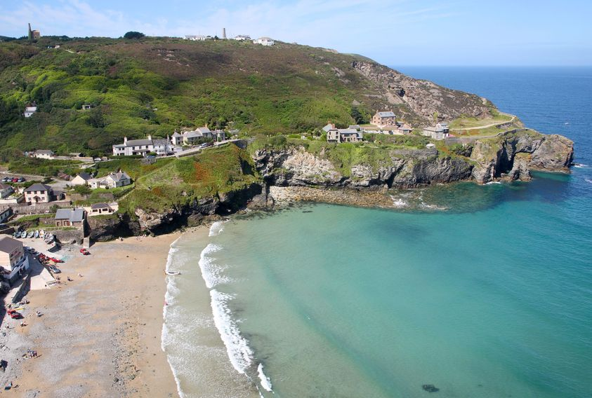Images of Cornwall Beaches The Lizard Cornwall on Beaches