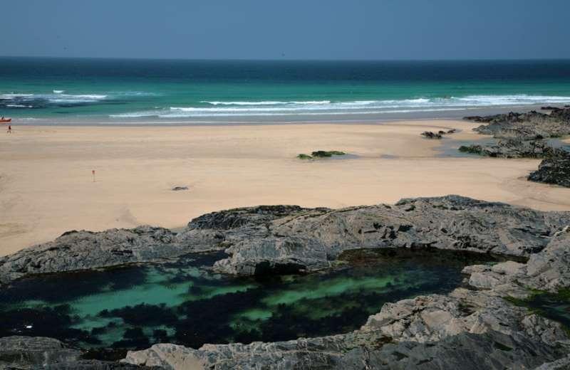 Best Beaches Cornwall Rock Pools
